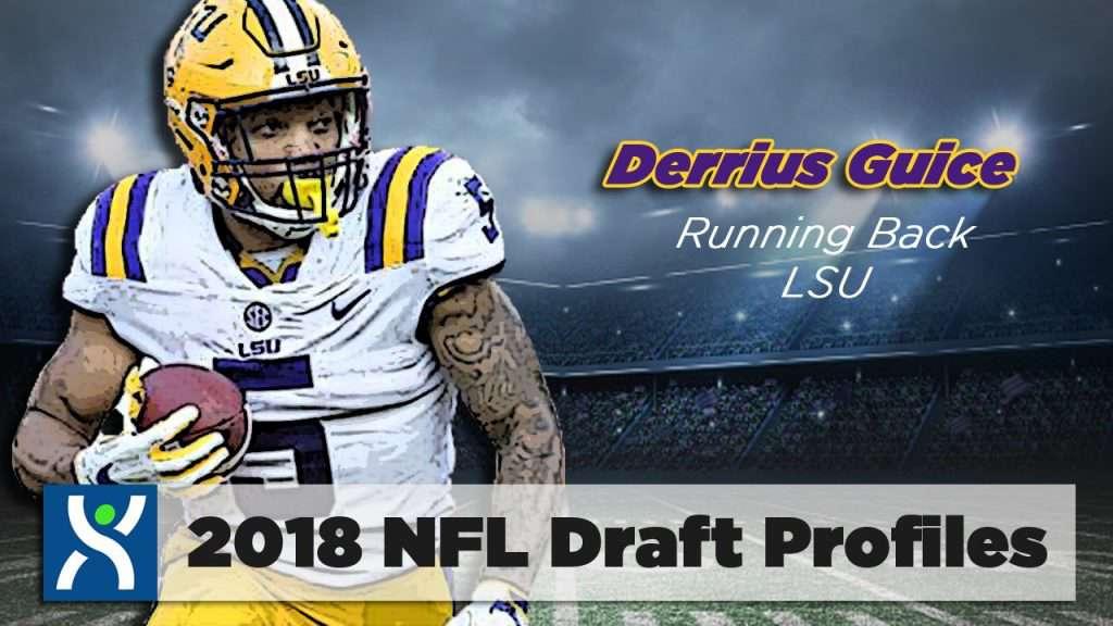 NFL Draft ProFiles: Derrius Guice [Video]