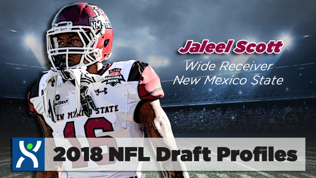 NFL Draft ProFiles: Jaleel Scott [VIDEO]