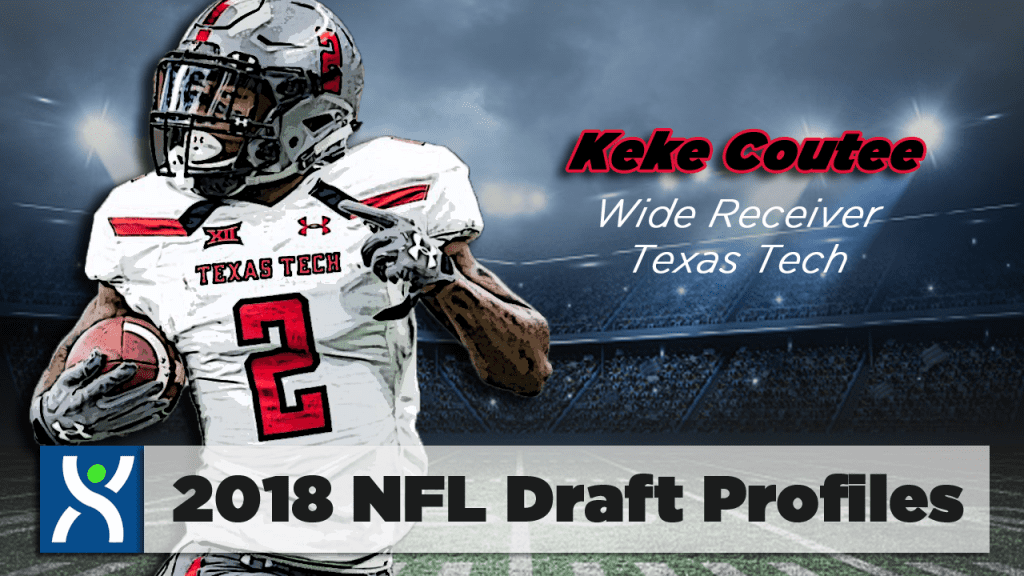 NFL Draft ProFiles: Keke Coutee [VIDEO]
