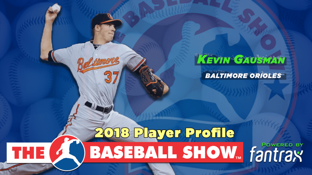 Kevin Gausman | 2018 Fantasy Baseball Profile [VIDEO]