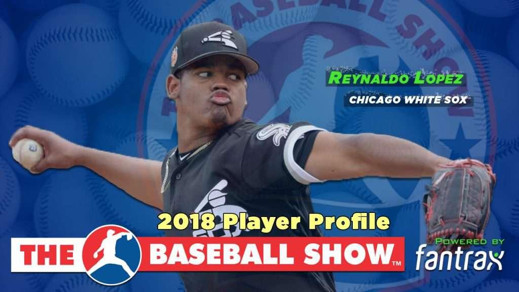 Reynaldo Lopez, SP White Sox [Video]