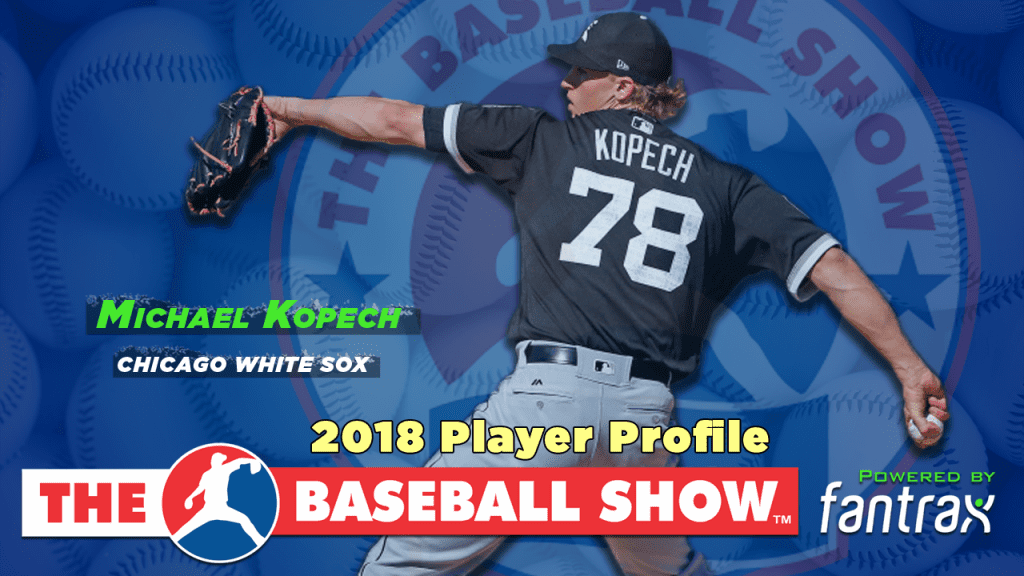 Michael Kopech | 2018 Fantasy Baseball Profile [VIDEO]