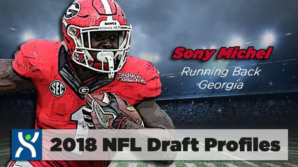 NFL Draft ProFiles: Sony Michel [Video]