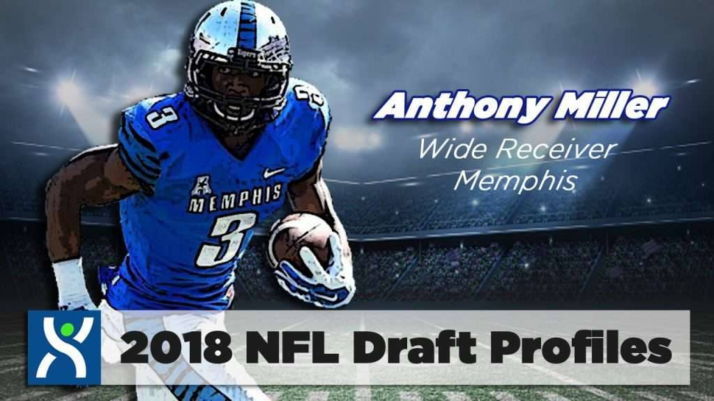 NFL Draft ProFiles: Anthony Miller [VIDEO]