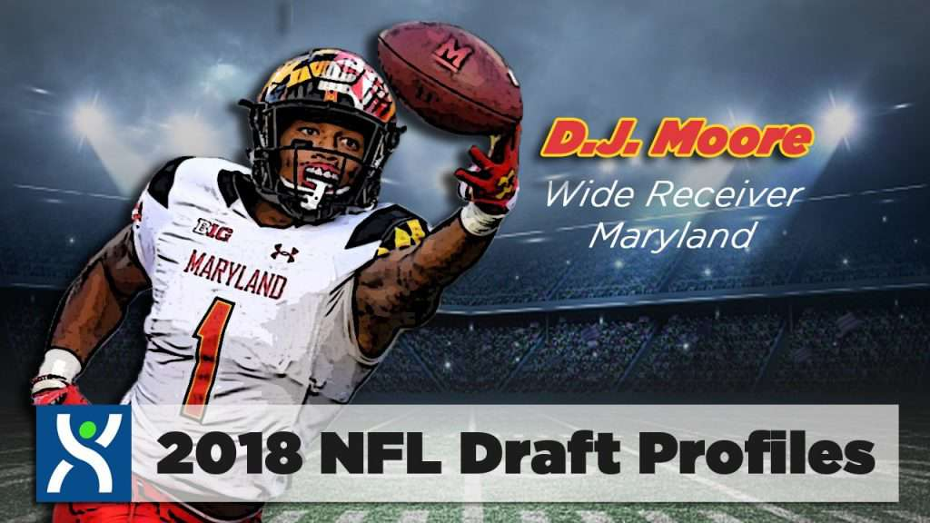 NFL Draft ProFiles: DJ Moore [Video]