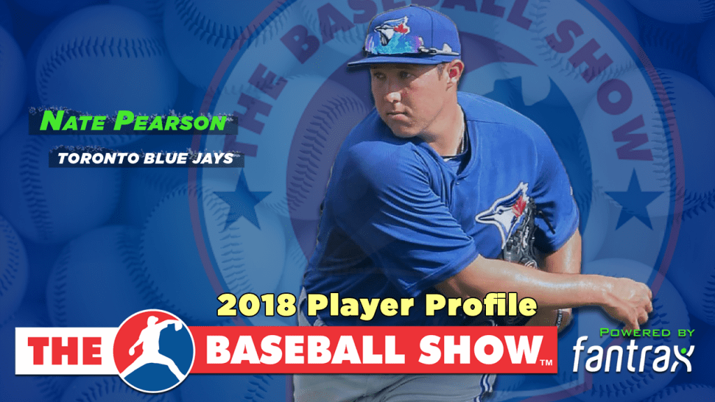 Nate Pearson, SP Blue Jays [VIDEO]