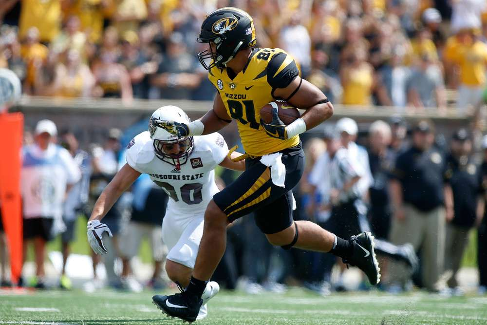 Fantasy College Football: Top 10 Returning Tight Ends