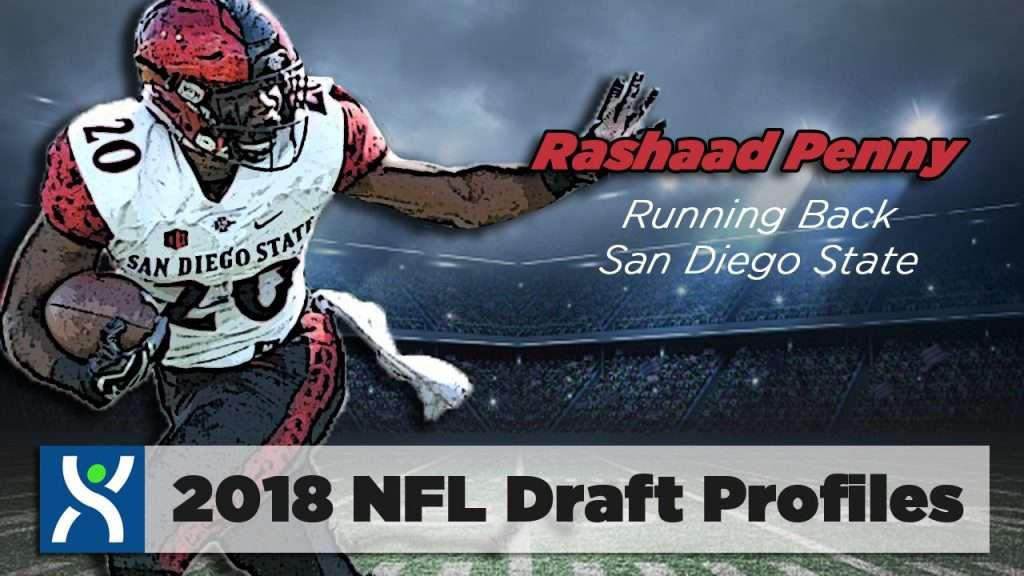 NFL Draft ProFiles: Rashaad Penny [Video]