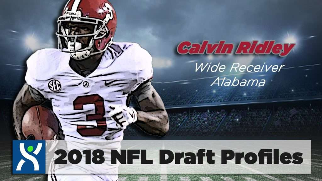NFL Draft ProFiles: Calvin Ridley [Video]