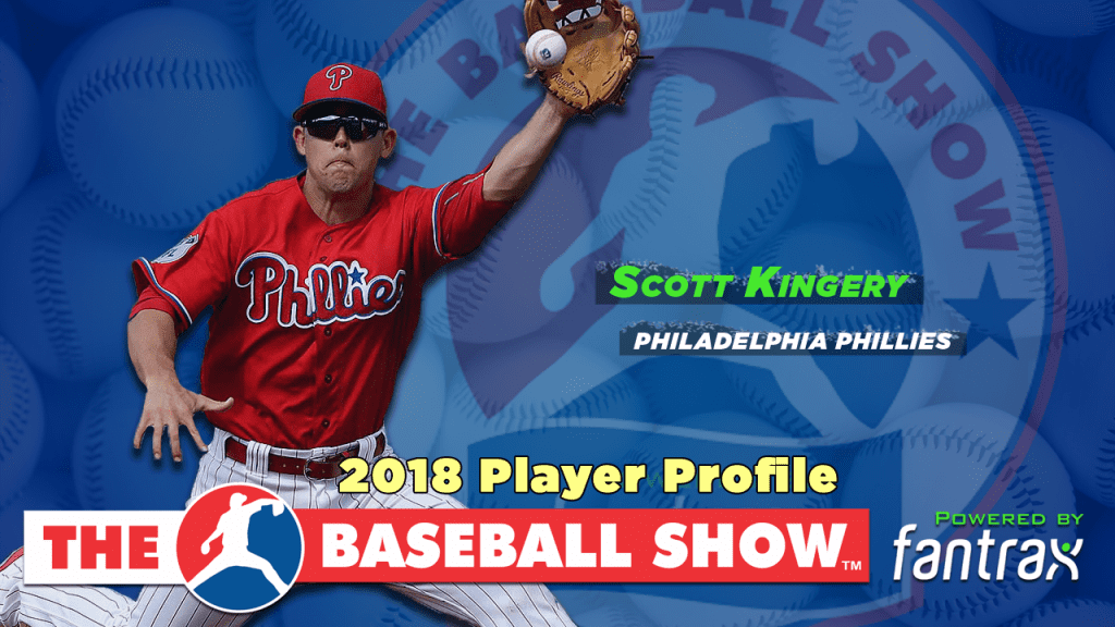Scott Kingery, 2B Phillies [VIDEO]