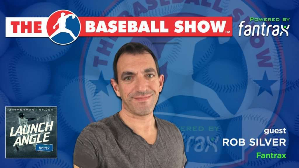 The Baseball Show, S2.E13 Rob Silver [Video]