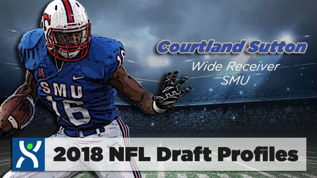NFL Draft ProFiles: Courtland Sutton [Video]