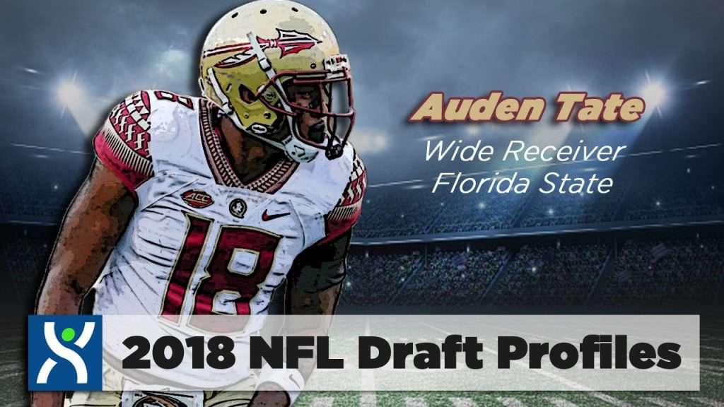 NFL Draft ProFiles: Auden Tate [VIDEO]