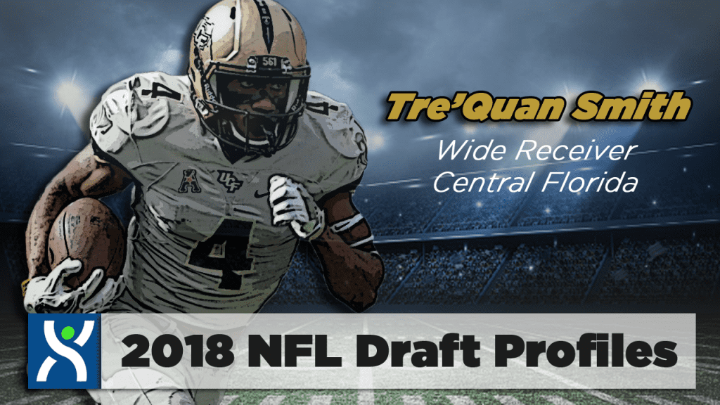NFL Draft ProFiles: Tre'Quan Smith [VIDEO]