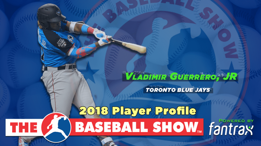 Vlad Guerrero Jr, 3B Blue Jays [VIDEO]
