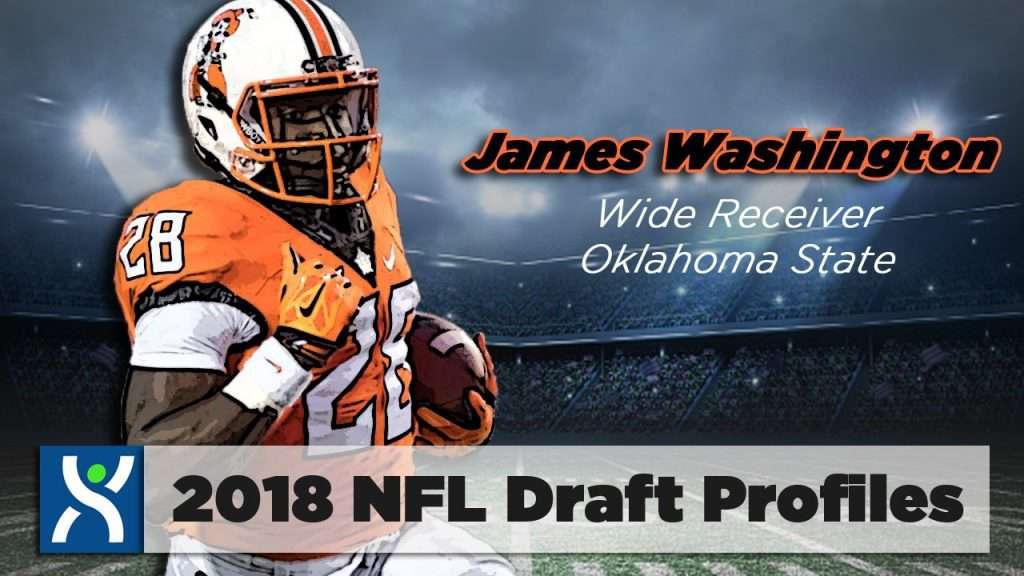 NFL Draft ProFiles: James Washington [Video]