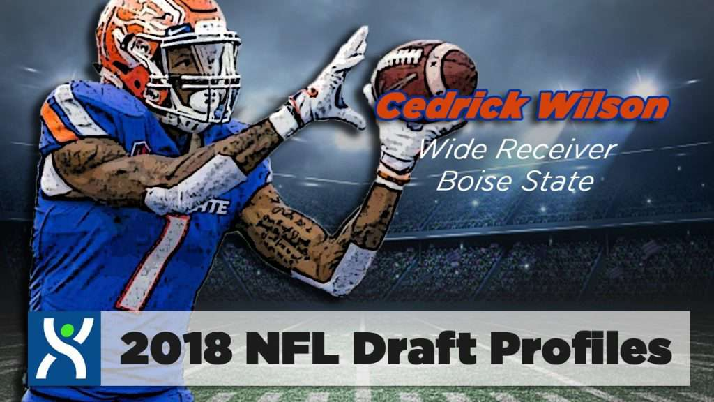 NFL Draft ProFiles: Cedrick Wilson [VIDEO]