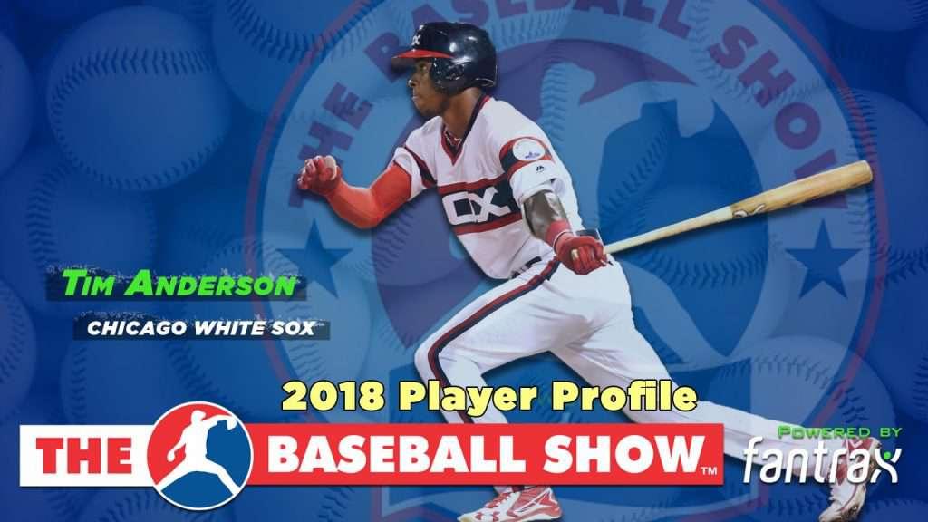 Tim Anderson, 2018 Fantasy Baseball Profile [Video]