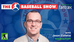 The Baseball Show | S2.E18 Jason Collette [VIDEO]