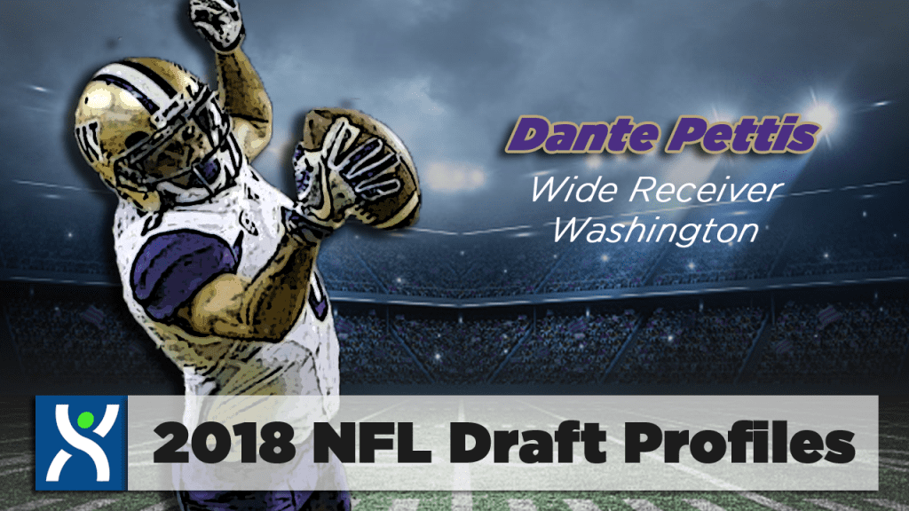 NFL Draft ProFiles: Dante Pettis [VIDEO]