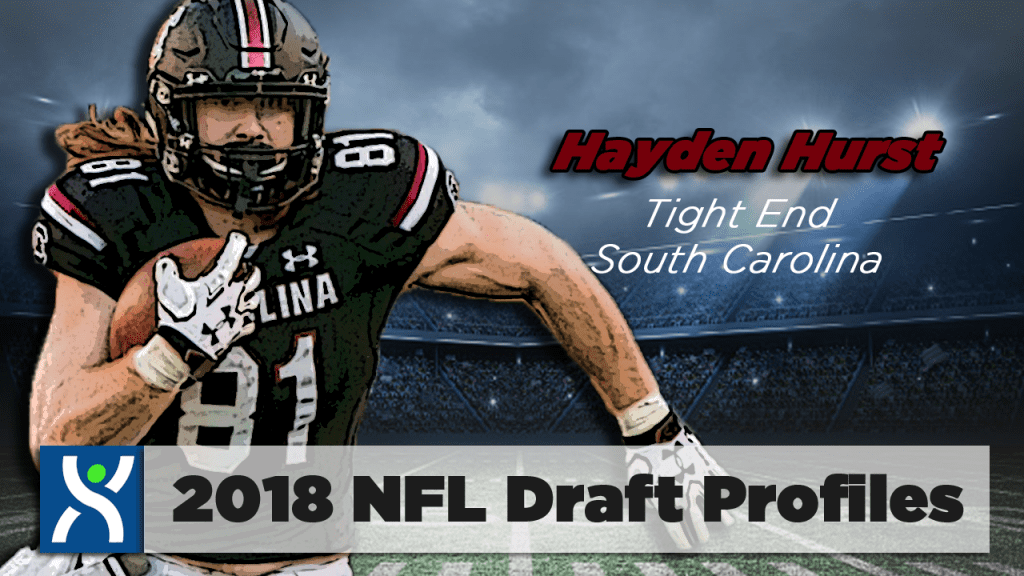NFL Draft ProFiles: Hayden Hurst [VIDEO]