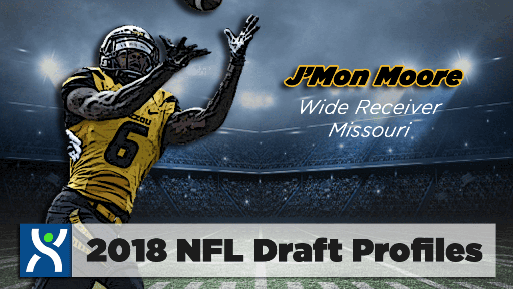 NFL Draft ProFiles: J'Mon Moore [VIDEO]