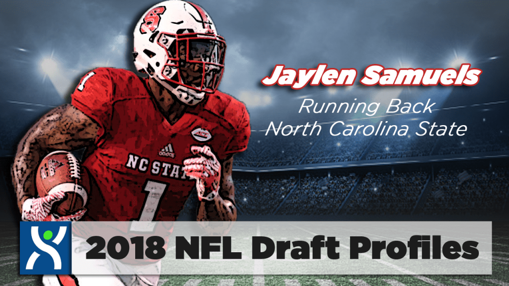NFL Draft ProFiles: Jaylen Samuels [VIDEO]