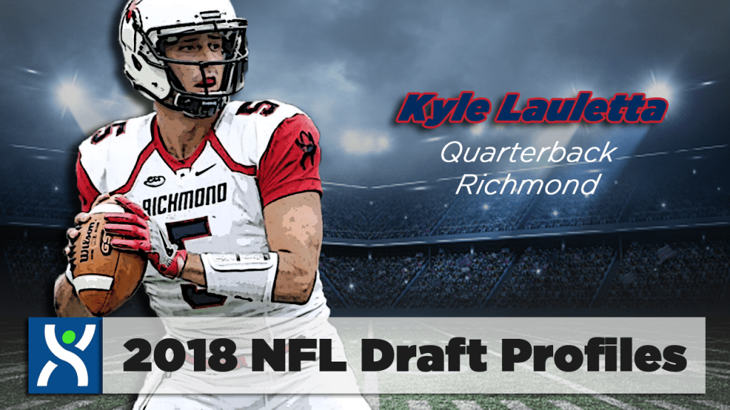 NFL Draft ProFiles: Kyle Lauletta [VIDEO]
