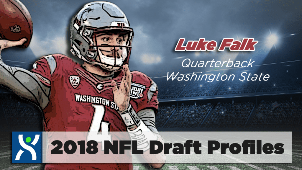 NFL Draft ProFiles: Luke Falk [VIDEO]