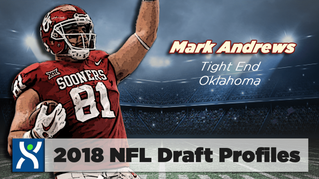 NFL Draft ProFiles: Mark Andrews [VIDEO]