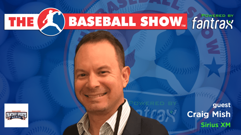 The Baseball Show | S2.E19 Craig Mish [VIDEO]