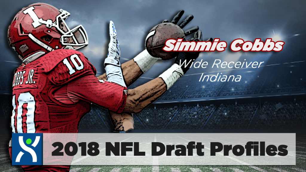 NFL Draft ProFiles: Simmie Cobbs [VIDEO]