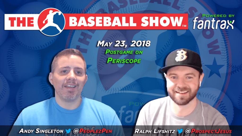 The Baseball Show LIVE | S2.E22
