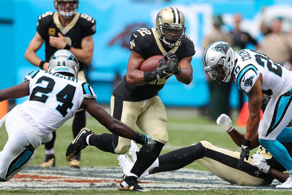 Fantasy Football: Red Zone Touches & Targets – Running Backs