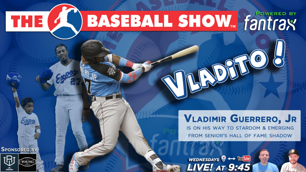 Vladito!: The Rise of Vladimir Guerrero Jr