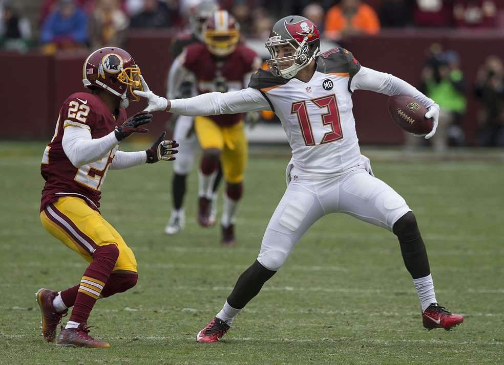Mike Evans looks to top his current fantasy ADP value