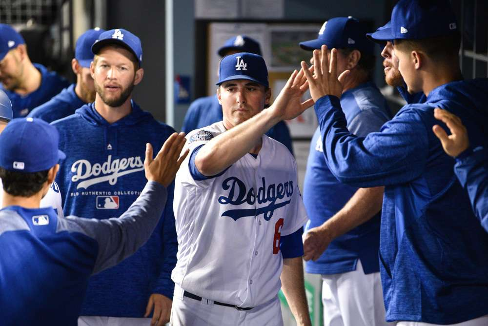 This week's two-start pitchers includes Ross Stripling