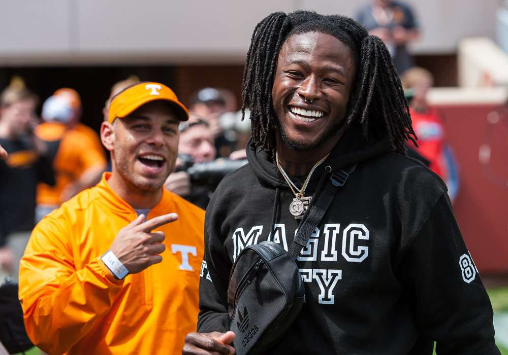 Who is this year's alvin kamara?