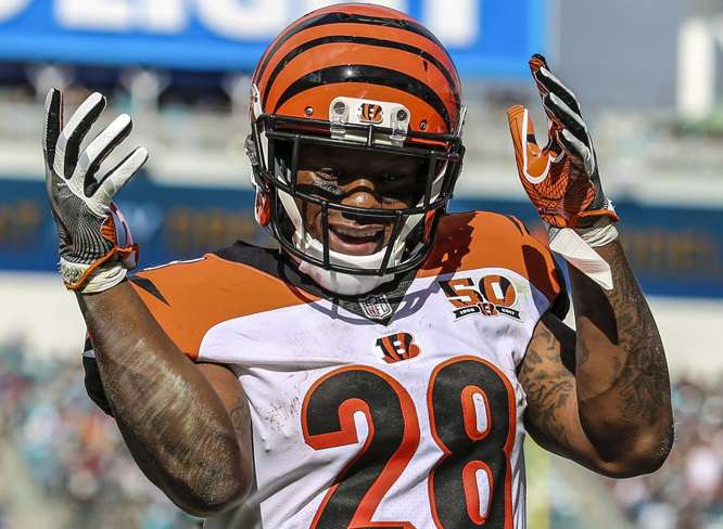 2019 Fantasy Football Team Previews: Cincinnati Bengals