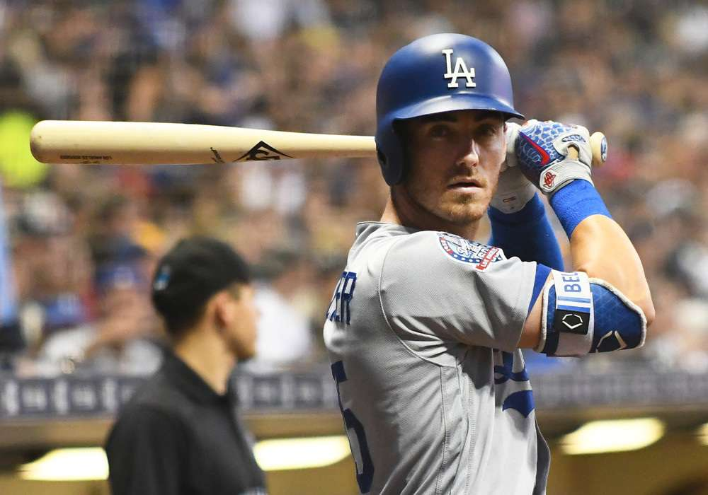 Cody Bellinger and RBI regression