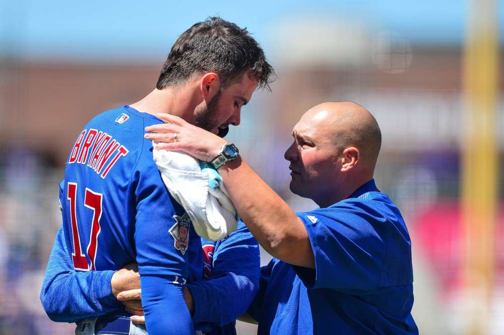 Medical Corner – Updates on Yoenis Cespedes, Kris Bryant, and More