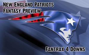 New EnglandPatriots Fantasy Preview