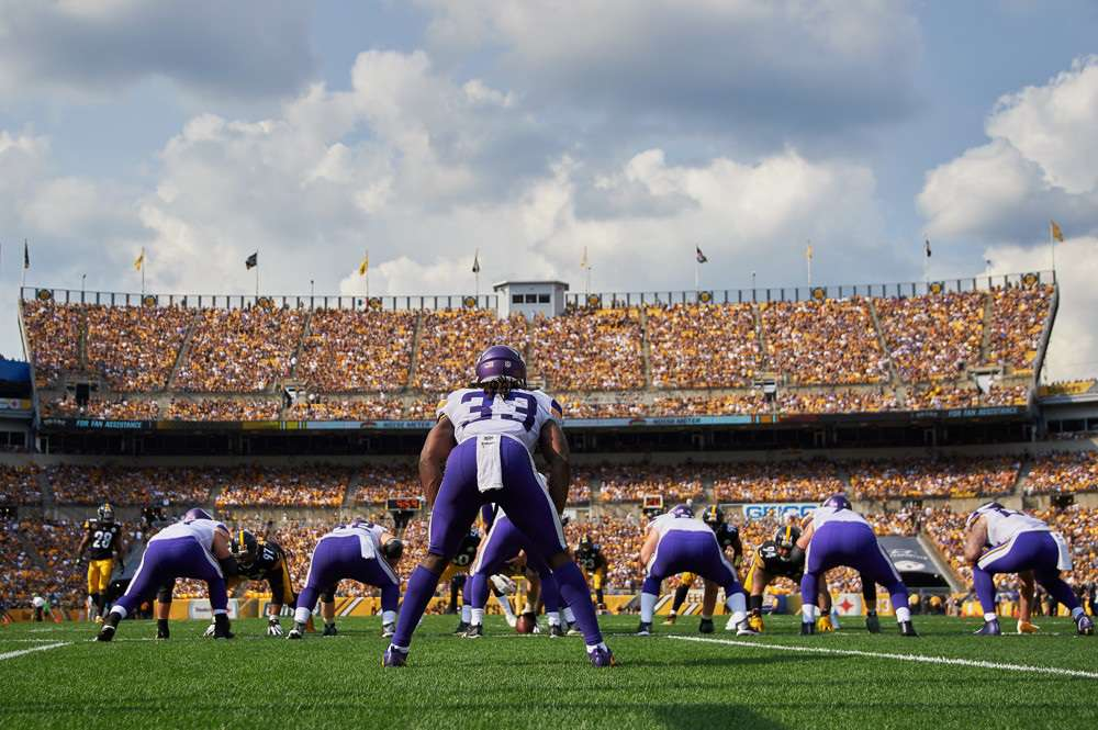 Three-down backs for 2018 fantasy football