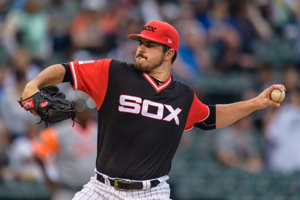 Carlos Rodon 2019 Breakout Starting Pitchers