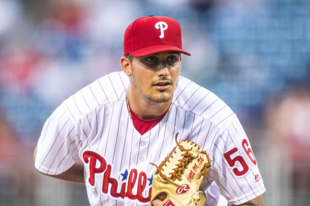 Trend Tracking: Zach Eflin's Breakout is Real