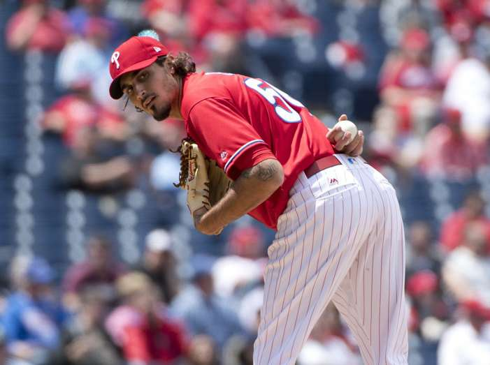 Zach Eflin is breaking out.