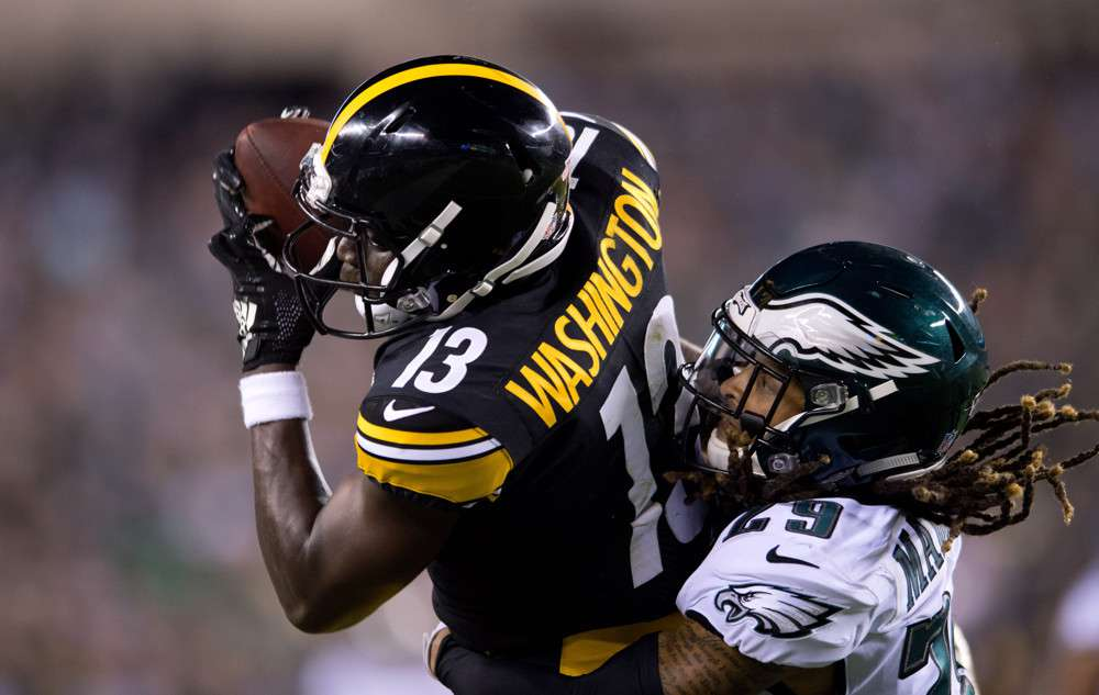 Rookie Wide Receivers on the Rise in Fantasy Football