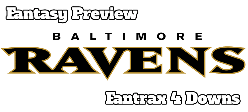 Baltimore Ravens Fantasy Preview