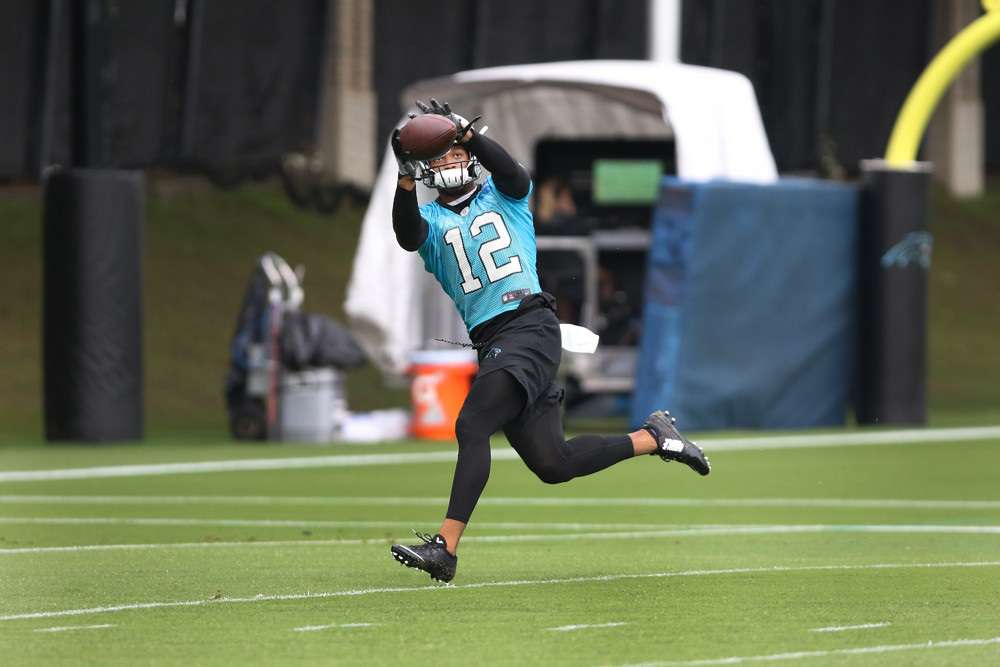 NFC Training Camp Report 8/14: Is Cam Looking for Moore in Carolina?