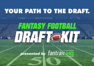 Fantrax 2018 Fantasy Football Draft Kit!